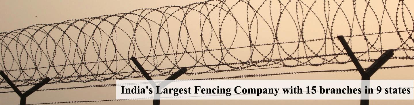 Fencing contractors,Concertina coil fencing, Barbed Wire fencing ...