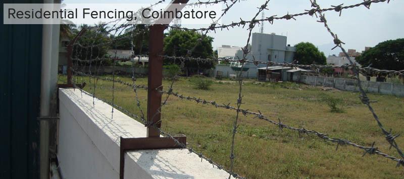 Barbed Wire Fencing Contractors Barbed Wires